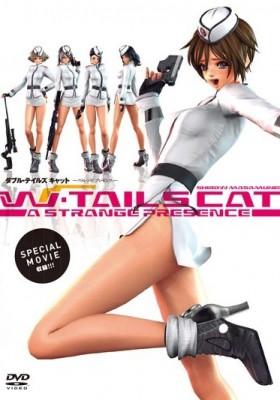 W・TAILS CAT-A STRANGE PRESENCE