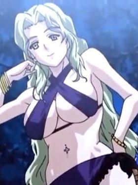 【エロアニメ動画】ボインの美女にうつつを抜かして貧乳の従妹に嫉妬されてしまう