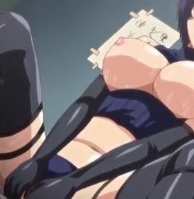 【エロアニメ動画】公衆便所にしていた男子を他の女子に取られたうえに自分が公衆便所にされてしまうJK