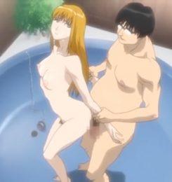 【エロアニメ動画】美少女が淫行薬を使われていとこに陵辱される