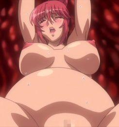 触手によって悪の化身を妊娠させられた魔女を救出に向かい結果乱交セックス
