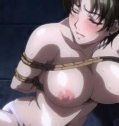 【エロアニメ動画】美人でプロポーション抜群の人妻女教師・郁美がハード調教で牝奴隷堕ち