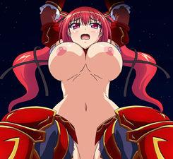 巨乳女戦士な皇女さまが闘技場で敗北して性奴隷化!
