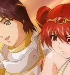 【エロアニメ動画】最後の試練に挑んだロッテ姫が晴れて王子様と結ばれる